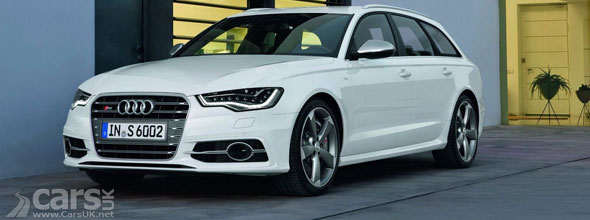 New Audi S6 and S6 Avant (2012)