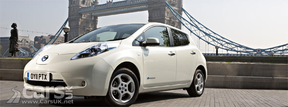 Nissan LEAF Battery Cost