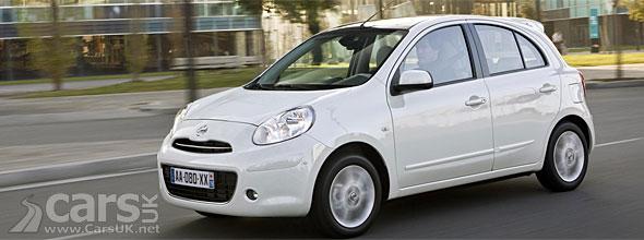Nissan Micra DIG S UK