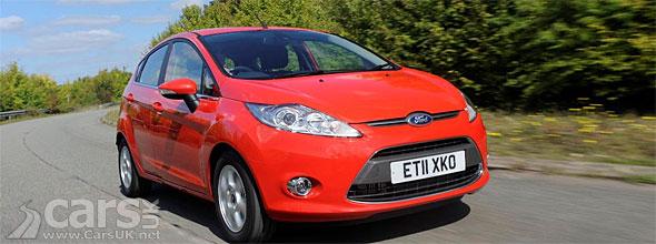 Ford Fiesta Zetec ECOnetic & Titanium ECOnetic