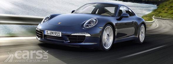 New Porsche 911 (2012) Photos