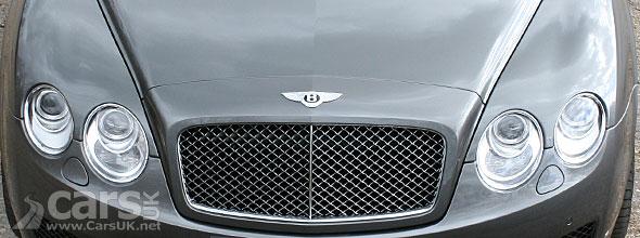 Bentley SUV W12