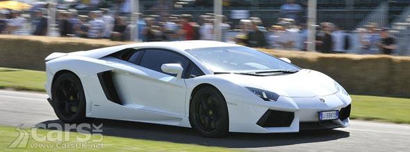 Lamborghini Aventador Gearbox Problem