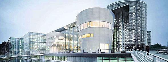 VW HQ Wolfsburg