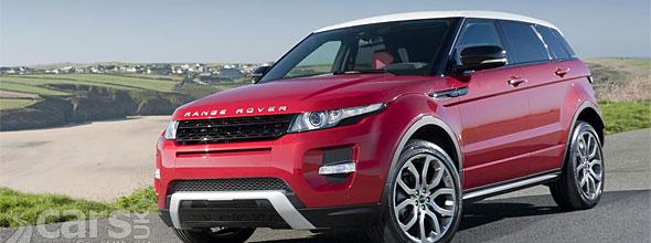 Range Rover Grand Evoque