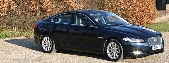 Jaguar XF D Review Cars UK - 2012 jaguar xfr review