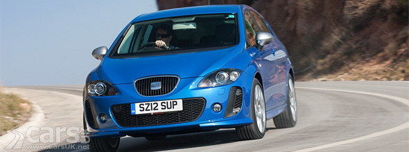 Seat Leon Fr Supercopa Launches Cars Uk