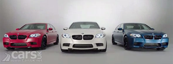 BMW M3 M Performance Edition & M5 M Performance Edition for UK | Cars UK