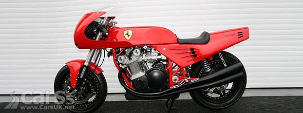 Ferrari Motorbike