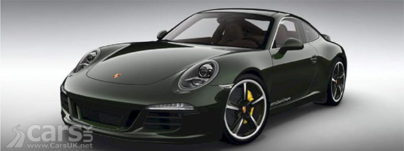 New Porsche 911 Club Coupe