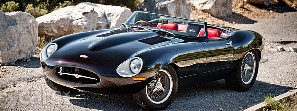 Jaguar eagle speedster