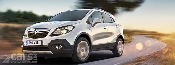 Vauxhall Mokka SUV price