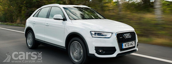New Audi Q TDI Quattro Entrylevel WD Q Cars UK - Audi 4wd