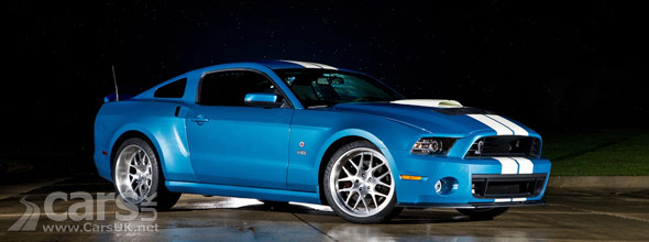Photo of Ford Shelby GT500 Cobra
