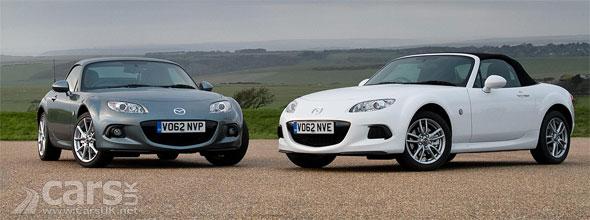 2013 Mazda MX-5 Facelift on sale next week   Cars UK