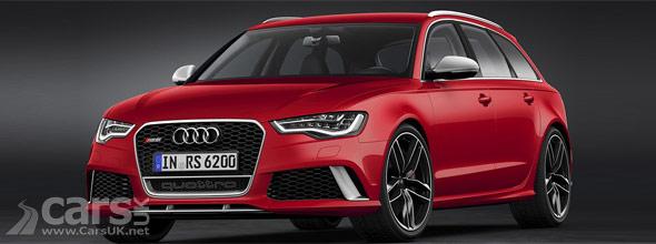 Photo of 2013 Audi RS6 Avant