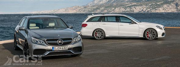 Photo of 2013 Mercedes E63 AMG & E63 AMG Estate