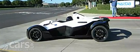 BAC Mono First US Car image