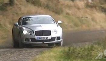 Top Gear Brutus Vs Bentley – automobilindustrie