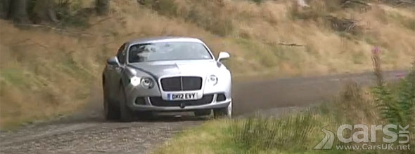 Bentley Continental GT Speed Top Gear Rally image