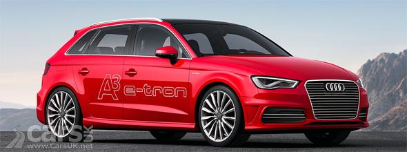 Audi A3 e-tron picture