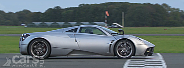 Pagani Huayra Top Gear Lap Record: Did Pagani cheat? | Cars UK