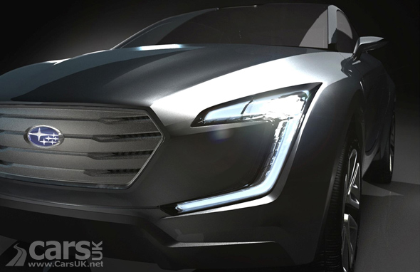 Subaru VIZIV Concept image