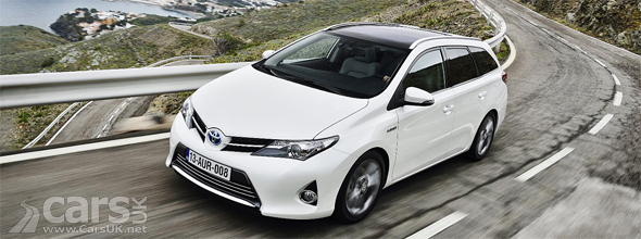 Toyota Auris Touring Sports picture
