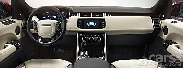 2014 Range Rover Sport Video Photos Configurator Specification Cars Uk