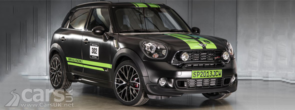 MINI John Cooper Works Countryman ALL4 Dakar picture