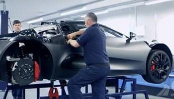 Jaguar C Hybrid Supercar Back In The Spotlight Cars Uk