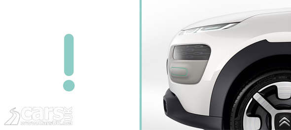 Citroen Cactus Concept Heading For Frankfurt Motor Show Cars Uk