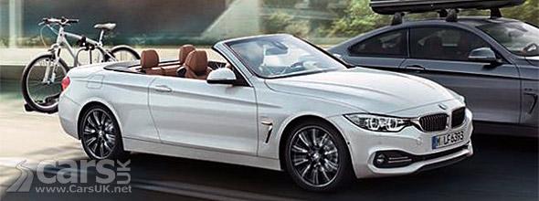 Photo BMW 4 Series Cabriolet Leak