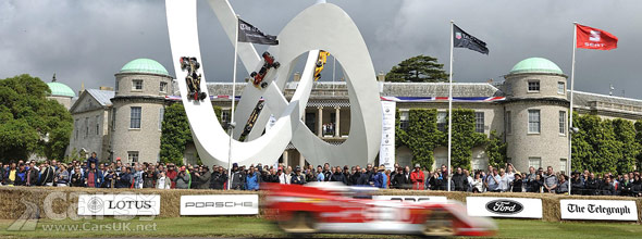 Photo Goodwood Festival of Speed