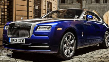 Rolls Royce Wraith interior first photos  RR V16 Roadster planned