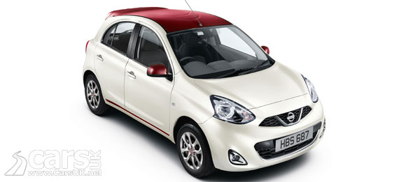 2014 Nissan Micra Limited Edition Launched Cars Uk