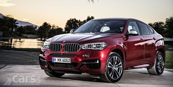 New BMW X Facelift OFFICIAL Price From Cars UK - Bmw 2014 x6 price