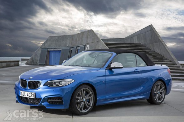 2015 BMW 2 Series Convertible Price Specs