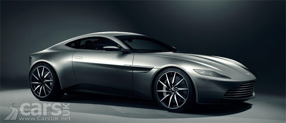 aston martin db10 revealed as new james bond spectre. Black Bedroom Furniture Sets. Home Design Ideas