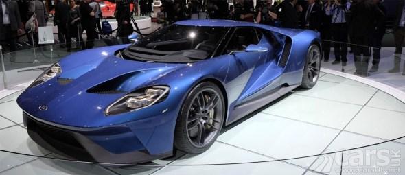 Photo  Ford Gt At Geneva