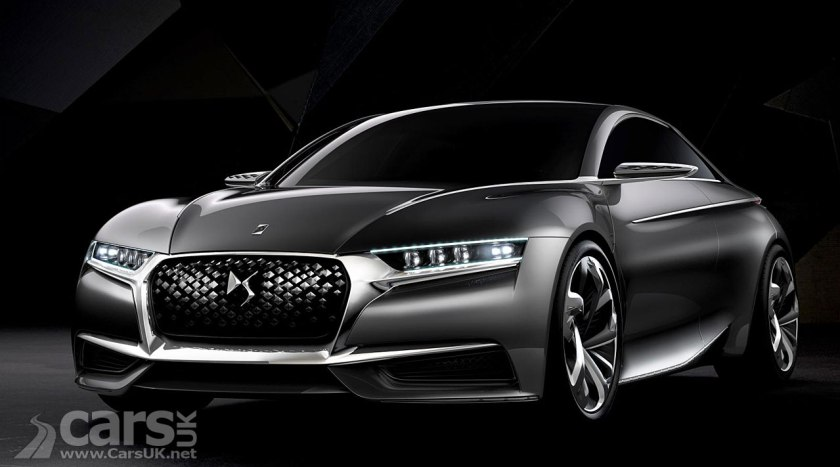 citroen will launch ds 8 flagship in 2018 cars uk. Black Bedroom Furniture Sets. Home Design Ideas