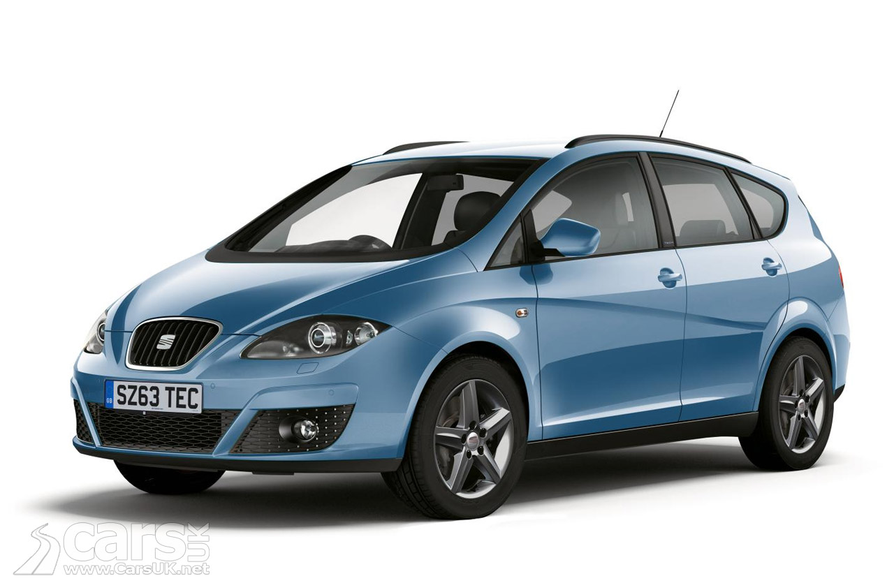 Seat Altea Dropped In Favour Of New Range Of Seat Suvs