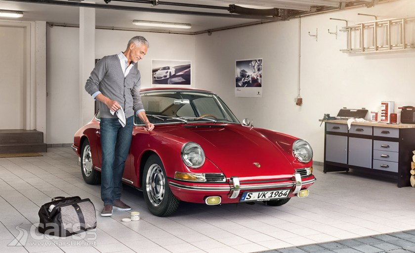 porsche classic launches car care kit for your classic porsche cars uk. Black Bedroom Furniture Sets. Home Design Ideas