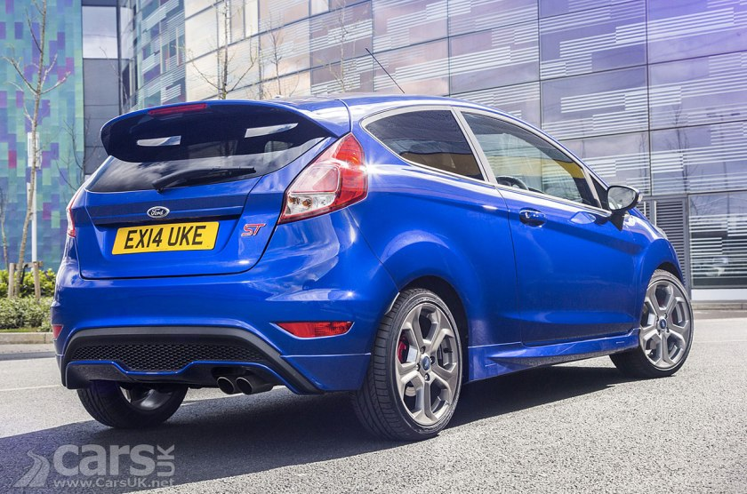 ford fiesta rs with 250bhp due in 2017 say german media. Black Bedroom Furniture Sets. Home Design Ideas