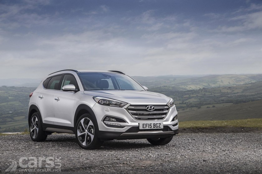 Hyundai UK delivered RECORD sales in 2015   Cars UK