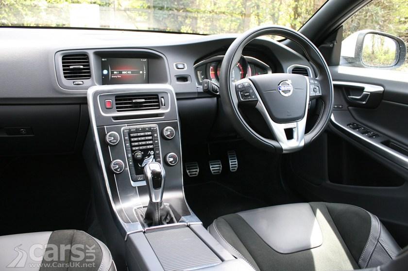 Volvo V60 D2 R-Design Nav Review (2016)   Cars UK