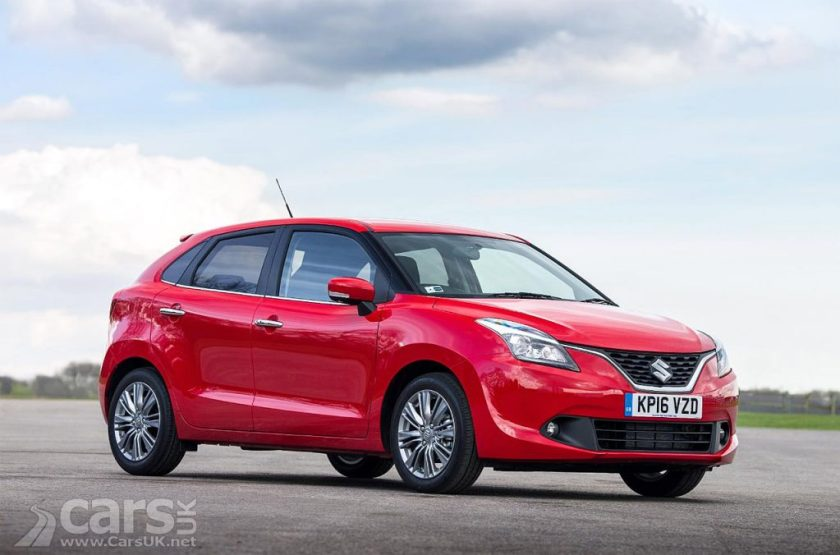 2016 Suzuki Baleno Arrives With New 1  Cylinder Engine Costs From 12999