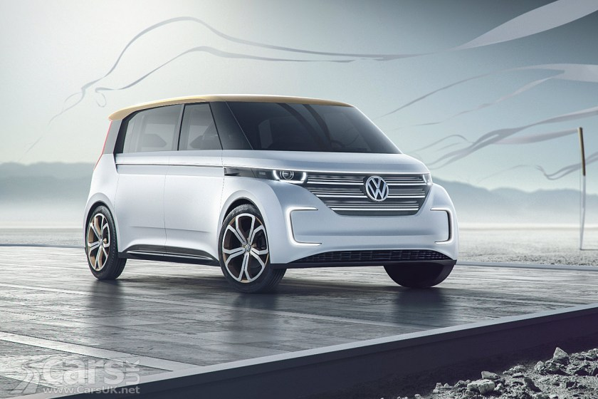 Electric Volkswagen With Mile Range To Debut At Paris Motor