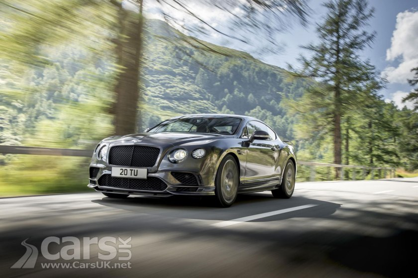 Photo 2017 Bentley Continental GT Supersports