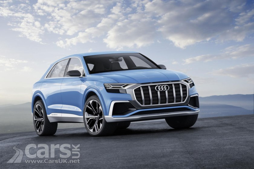 Photo Audi Q8 Concept